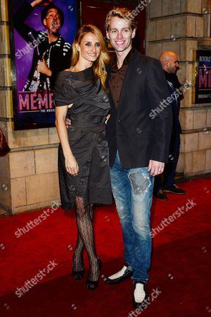 Aliona Vilani and Trent Whiddon