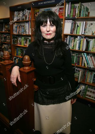 Editorial photo of Kate Mayfield promotes her book 'The Undertakers Daughter', Oxford, Britain - 23 Oct 2014