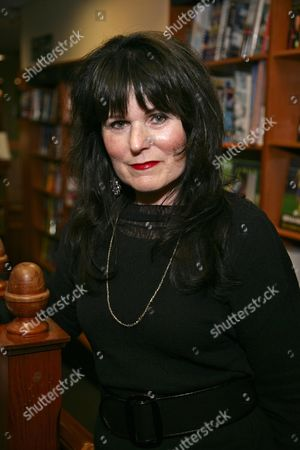 Editorial image of Kate Mayfield promotes her book 'The Undertakers Daughter', Oxford, Britain - 23 Oct 2014