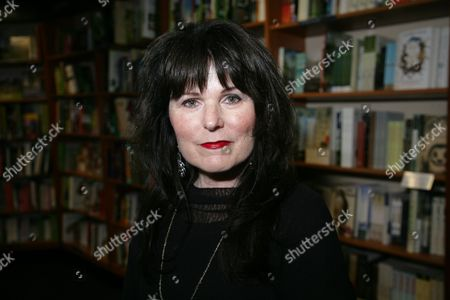 Editorial picture of Kate Mayfield promotes her book 'The Undertakers Daughter', Oxford, Britain - 23 Oct 2014