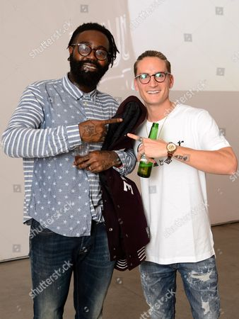 Mikill Pane and Oliver Proudlock