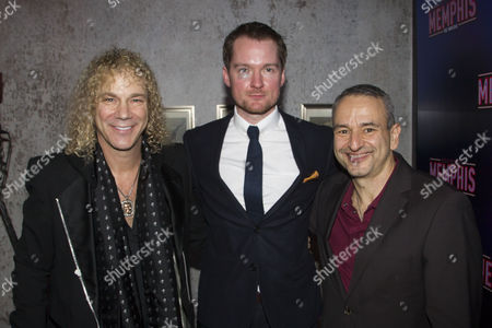 Editorial photo of 'Memphis' musical press night after party at Floridita, London, Britain - 23 Oct 2014