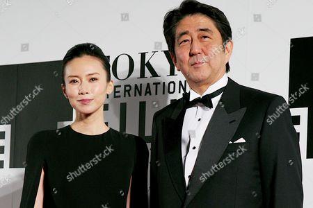 Miki Nakatani, Shinzo Abe