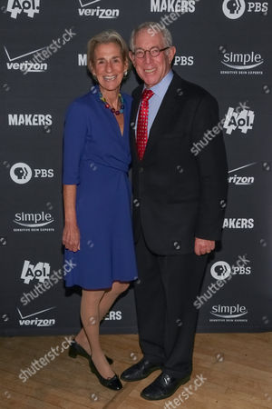 Editorial photo of 'Makers: Women In Business' film premiere, New York, America - 23 Oct 2014