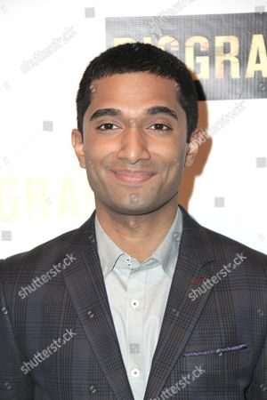 Stock Photo of Danny Ashok