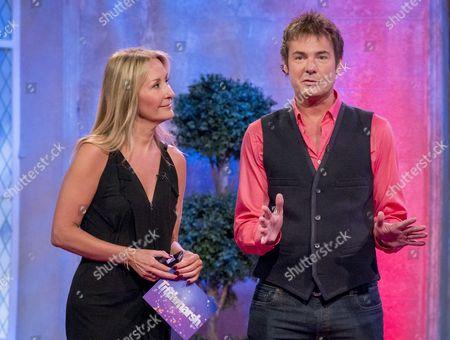 Nadine Baggott and Richard Ward