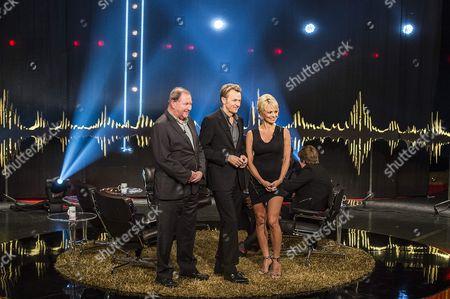 Pamela Anderson, Fredrik Skavlan, Roy Andersson