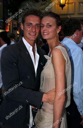 Jacquetta Wheeler AND BOYFRIEND ALEXI LUBOMIRSKI