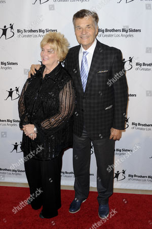 Mary Willard & husband Fred Willard