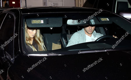 Editorial image of Ryan Phillippe and girlfriend Paulina Slagter take son Deacon out for dinner to celebrate his birthday at Craig's Restaurant, Los Angeles, America - 24 Oct 2014