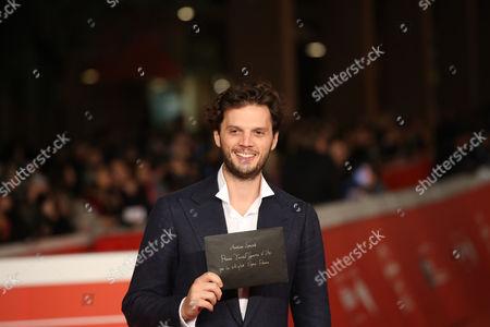 Stock Picture of Leonardo Guerra Seragnoli, Special Mention to the film Last Summer