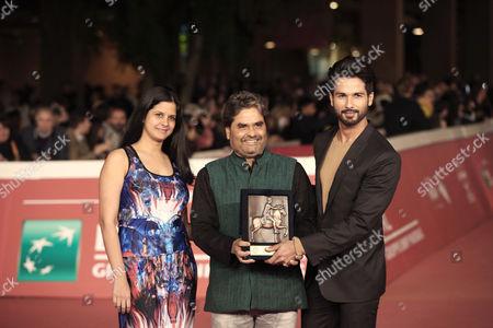 Vishal Bhardwaj, People's Choice Award Mondo Genere for the film Haider