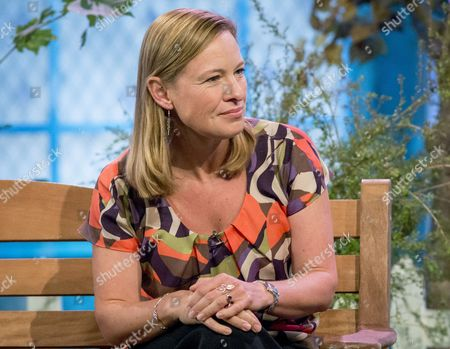 Editorial image of 'The Alan Titchmarsh Show' TV Programme, London, Britain. - 24 Oct 2014