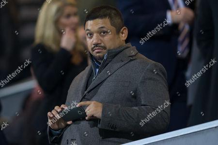 Stock Photo of QPR Shareholder Ruben Emir Gnanalingam