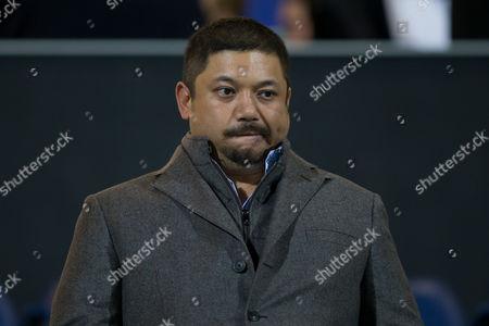 Stock Image of QPR Shareholder Ruben Emir Gnanalingam