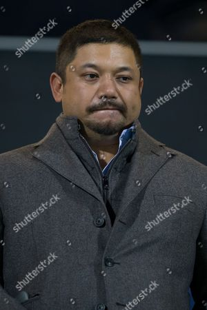Stock Photo of QPR Shareholder Ruben Emir Gnanalingam