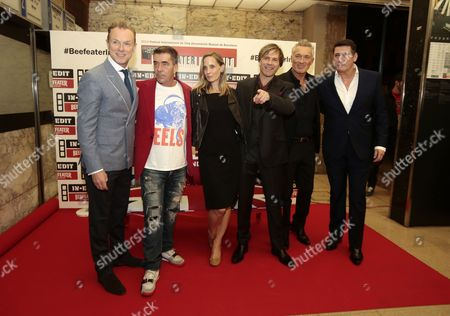 Editorial photo of 'Soul Boys of the Western World' film premiere at the 12th In-Edit Film Festival, Barcelona, Spain - 27 Oct 2014
