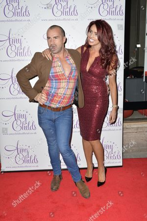 Louis Spence and Amy Childs