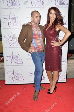 Editorial photo of Amy Childs Clothing - 3rd Anniversary Party, London, Britain - 27 Oct 2014