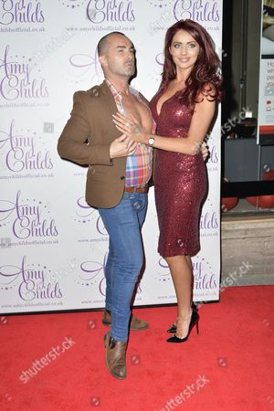 Editorial image of Amy Childs Clothing - 3rd Anniversary Party, London, Britain - 27 Oct 2014