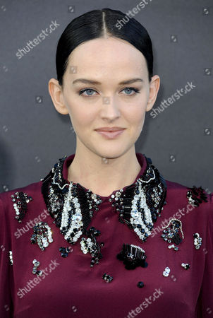 Editorial image of 'Interstellar' film premiere, Los Angeles, America - 26 Oct 2014