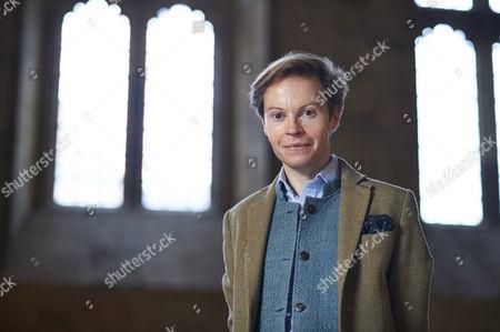 Editorial photo of Oxford Literary Festival, Christchurch College, Oxford, Britain - 28 Oct 2014
