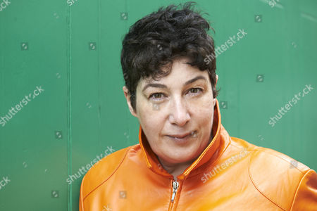 Stock Image of Joanne Harris best selling author and writer of Chocolat