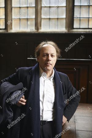 Javier Marias Spanish Novelist at Bodleian