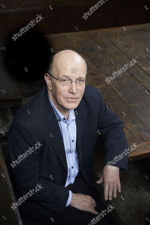 Stock Photo of Iain Sinclair Writer of the book Ghost Milk