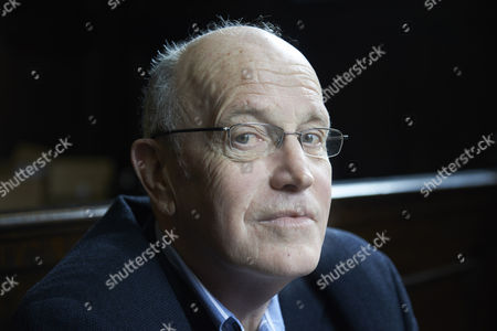 Stock Picture of Iain Sinclair Writer of the book Ghost Milk
