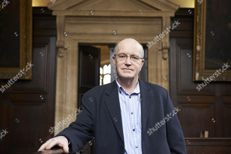 Stock Image of Iain Sinclair Writer of the book Ghost Milk