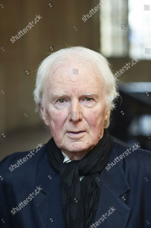 Stock Photo of Brian Sewell
