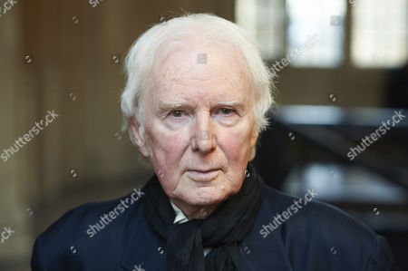 Stock Picture of Brian Sewell