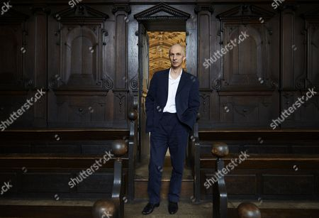 Rupert Thomson at the Bodleian Convocation House