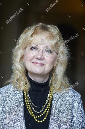Stock Image of Gerri Kimber at Christchurch College