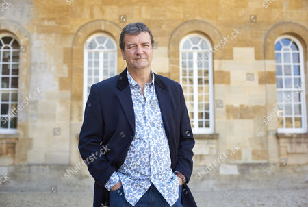 Editorial image of Tony O'Callaghan at Blenheim Palace, Woodstock, Oxfordshire, Britain - 26 Sep 2014