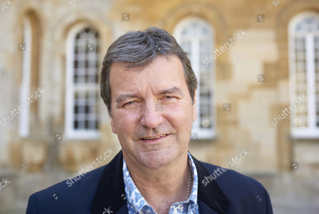 Editorial picture of Tony O'Callaghan at Blenheim Palace, Woodstock, Oxfordshire, Britain - 26 Sep 2014