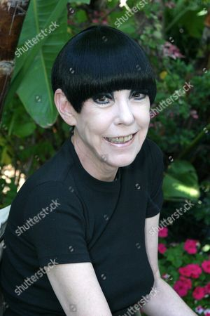 Stock Photo of Peggy Moffitt