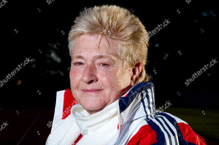 Editorial image of Jenny Archer sports coach, London, Britain - 07 Dec 2012