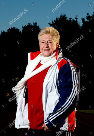 Editorial image of Jenny Archer sports coach, London, Britain - 07 Dec 2012