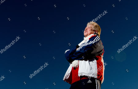 Editorial photo of Jenny Archer sports coach, London, Britain - 07 Dec 2012