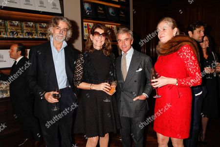 Guest, Martine Assouline and guests