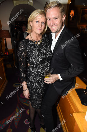 Stock Picture of Sacha Forbes and Dean Piper