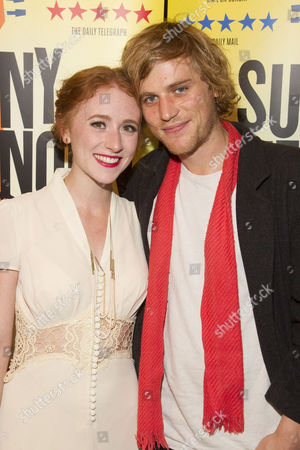 Lillie Flynn (Rasa) and Johnny Flynn
