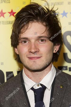 Ned Derrington (Pete Quaife)