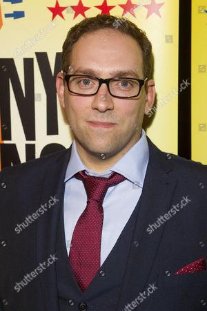 Ben Caplan (Eddie Kassner)