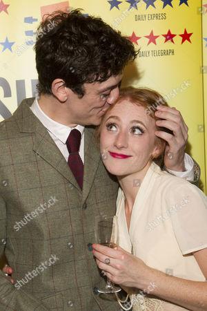 John Dagleish (Ray Davies) and Lillie Flynn (Rasa)