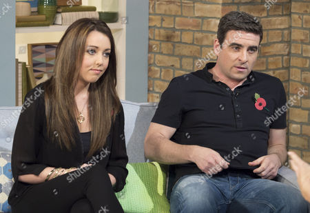 Harriet Morter and Paul Connolly