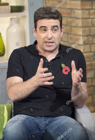 Stock Photo of Paul Connolly