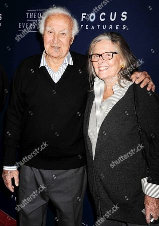 Stock Photo of Robert Loggia and Audrey Loggia